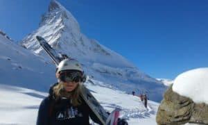 Anja Bolbjerg by Matterhorn