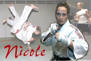Nicole Sydbøge dare to put yourself out there