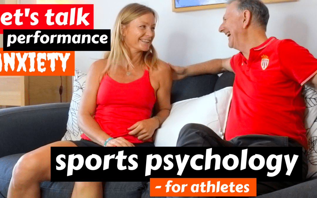 Sports and performance anxiety. Psychology for athletes I