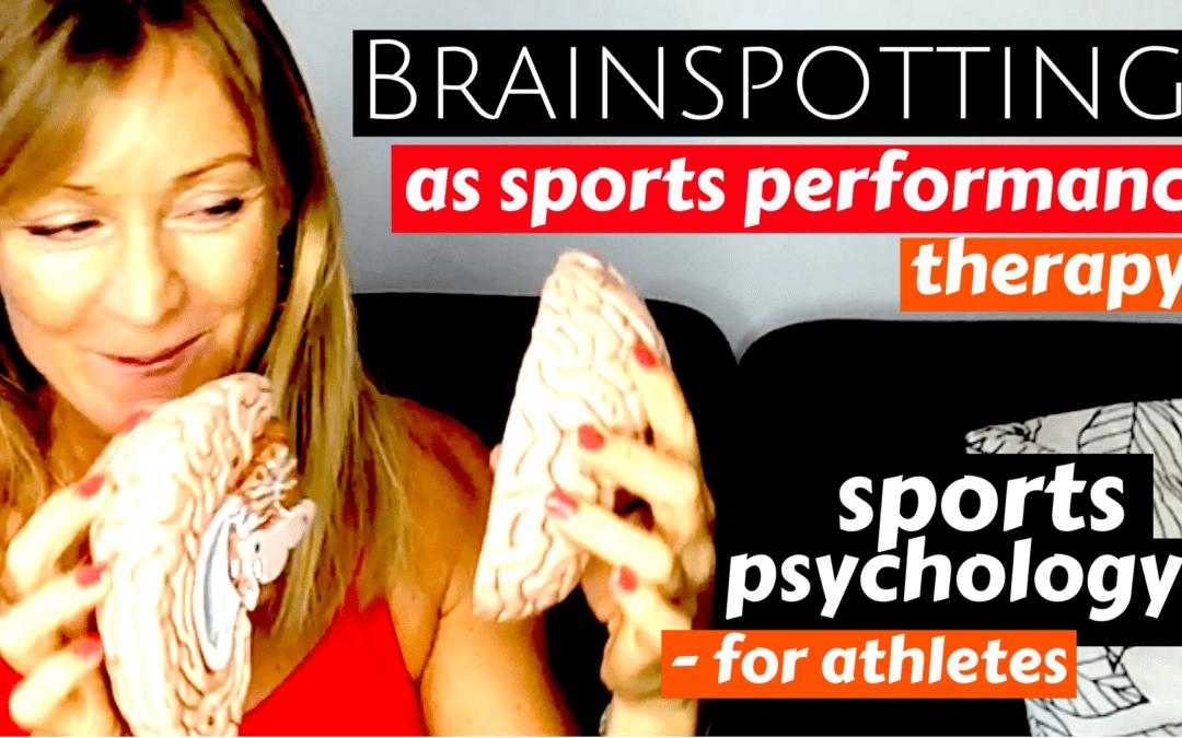 Brainspotting. Psychology for athletes II