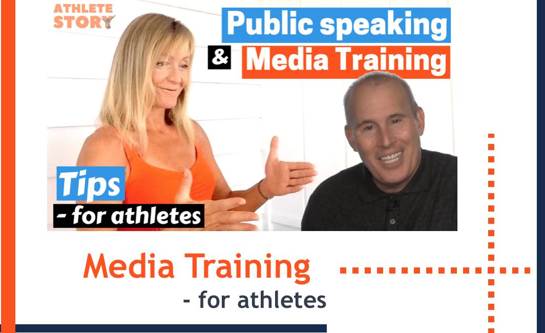 Media Training Tips For Athletes