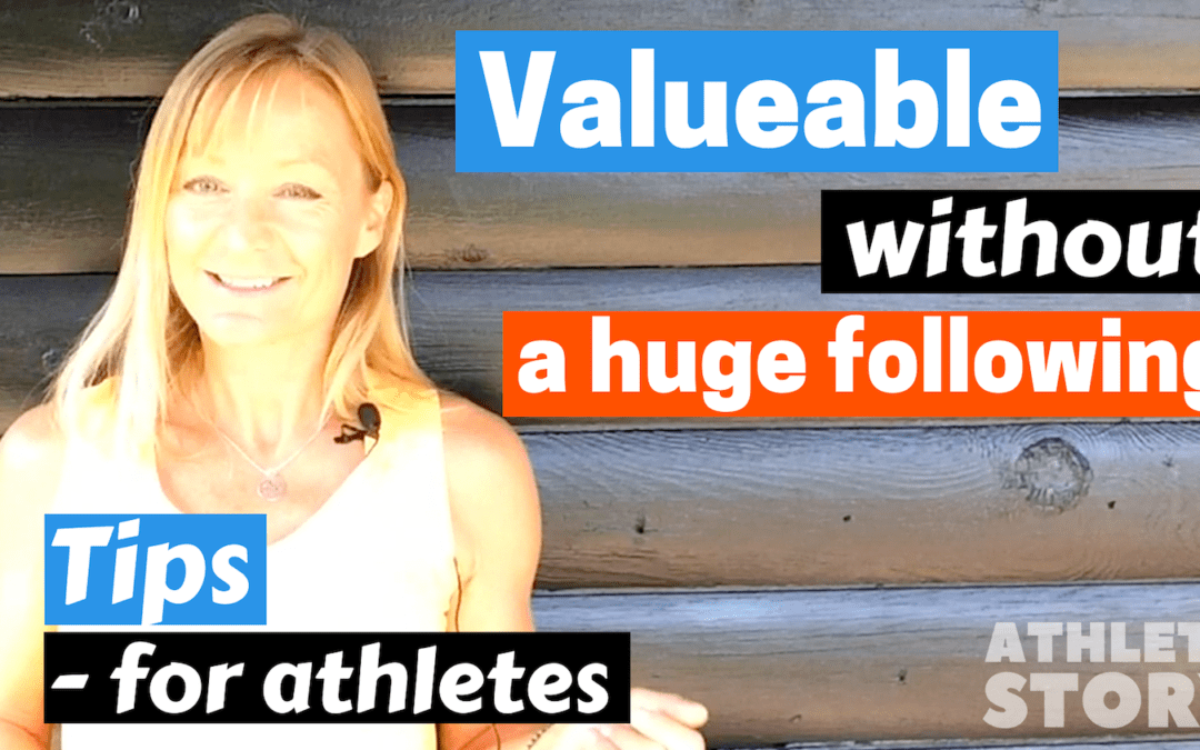 How to use LinkedIn for adding value to a sponsor