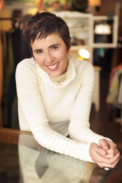 Athlete transition image consultant Katherine Johnson