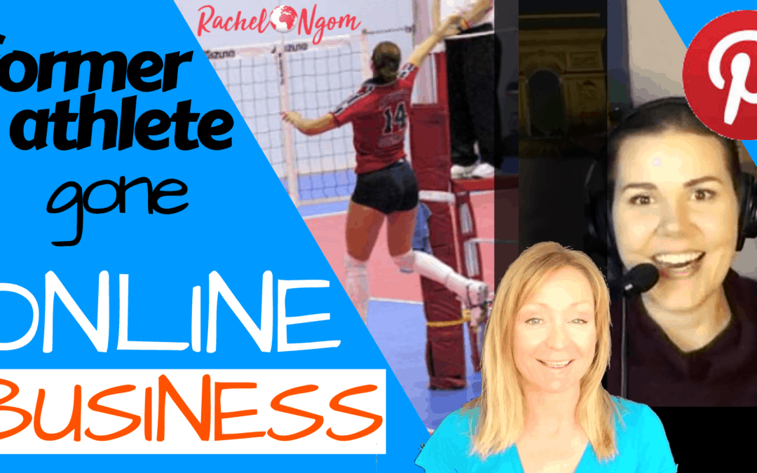 Using athletic grit for online business success