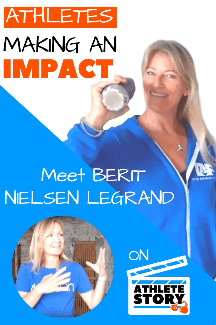 starting-your-own-nonprofit-after-sport meet Berit Nielsen