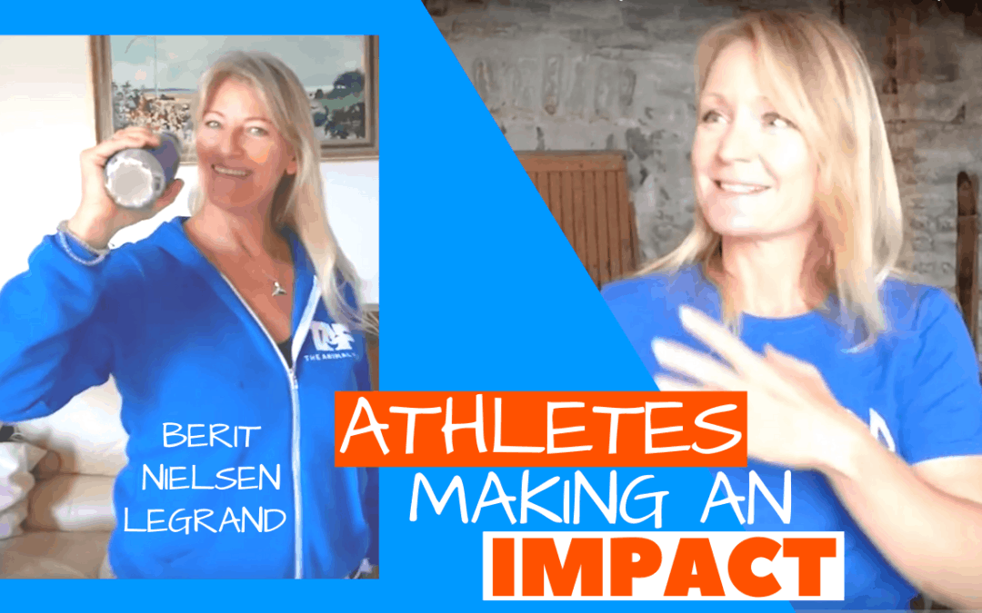 Starting a nonprofit organisation after sports