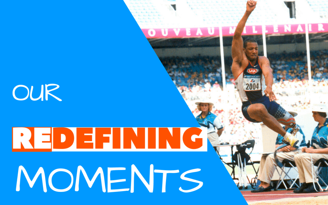 Redefining moments