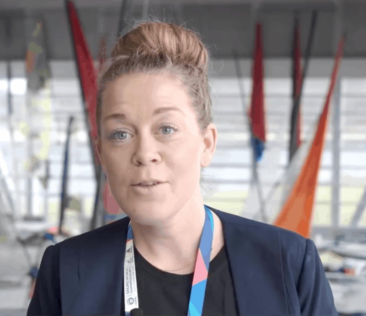 rethinking a sport with Nynne Ammundsen
