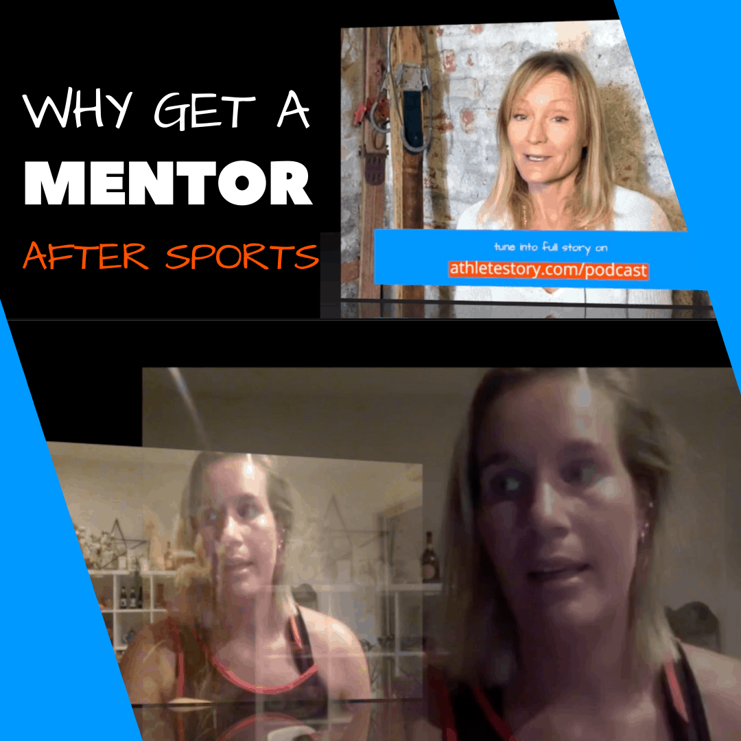 Having a mentor after your sports career - ASP ft Pernille Vaaben Nielsen square